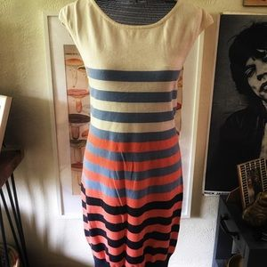 Milly of New York Striped Knit Dress | M